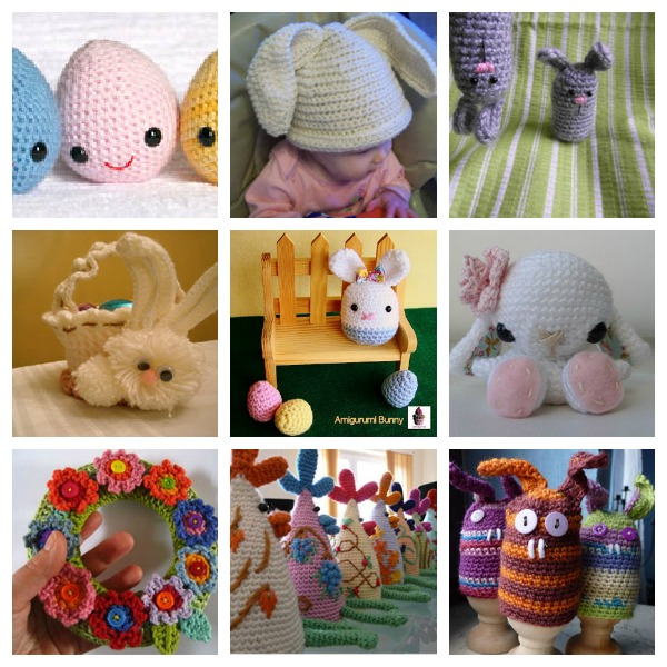 727 Best PASTE CROCHET images in 2020 | Crochet, Easter crochet ... | 600x600