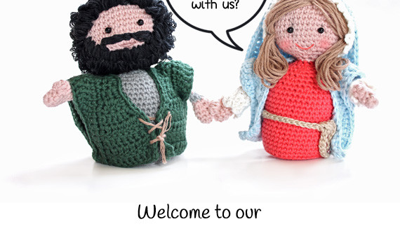 Nativity Crochet Free Patterns La Torre Di Cotone