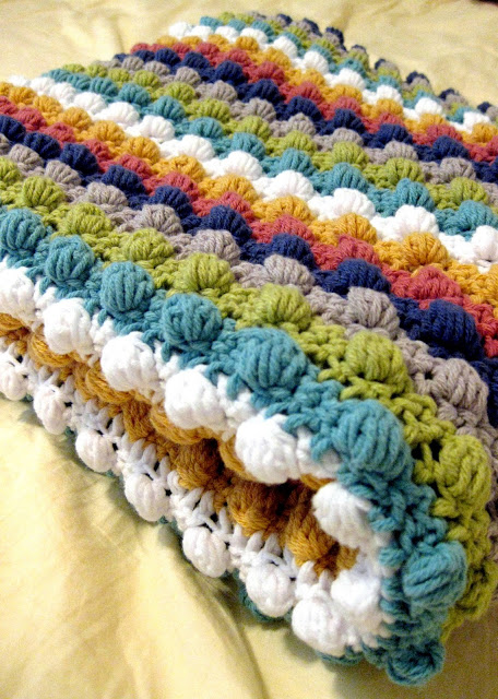 13 bobble stitch