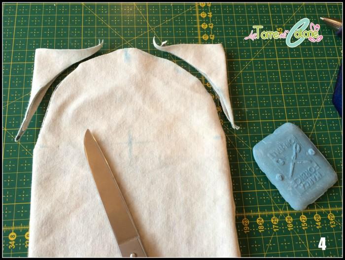 Cucire un berretto in jersey
