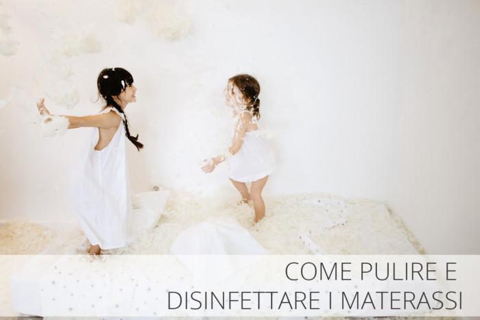 Come Pulire E Disinfettare I Materassi La Torre Di Cotone